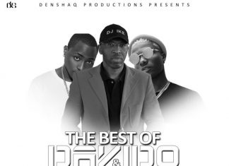 Dj IKE – Best Of Davido & Wizkid Mix