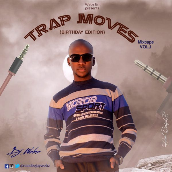 DeeJay Webz – Trap Moves Vol1