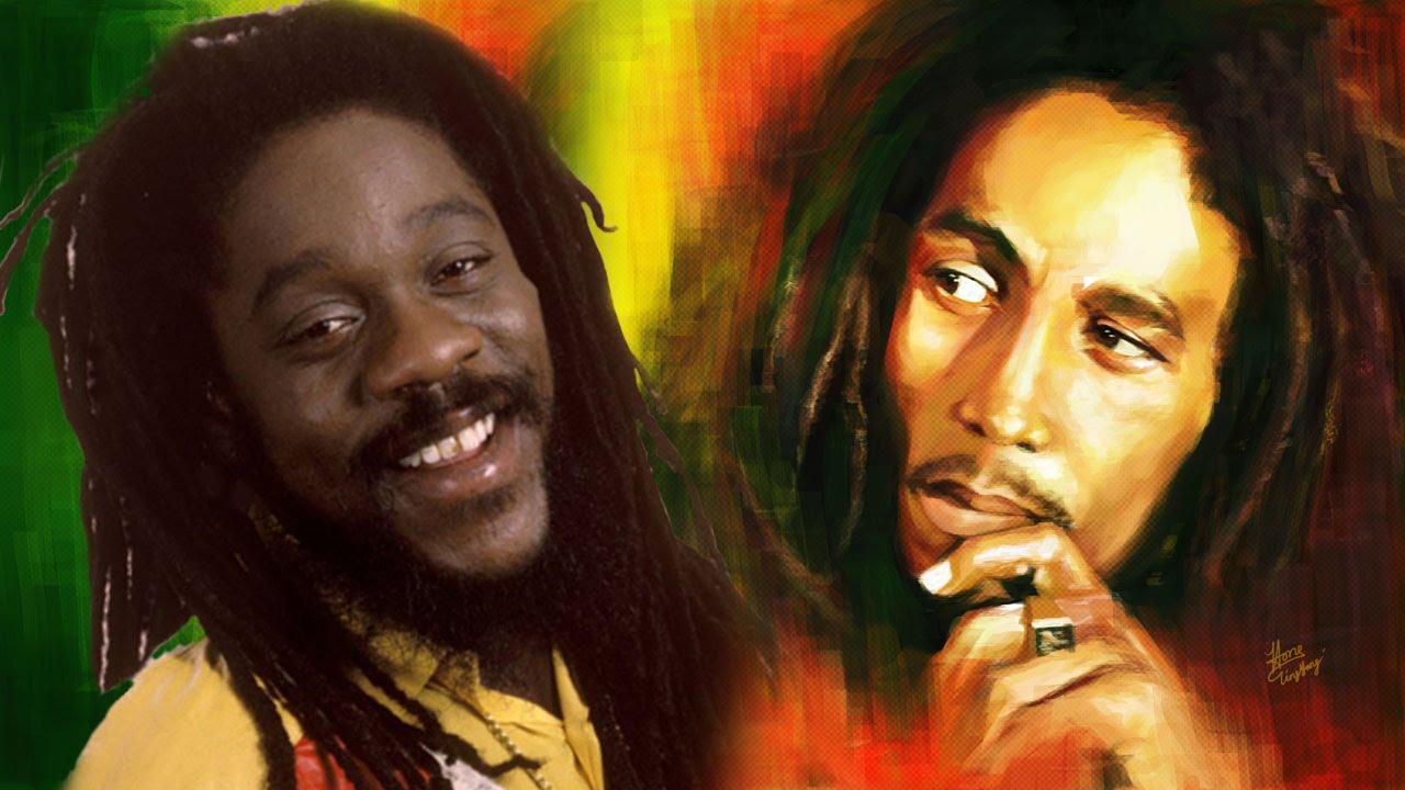 [Reggae Mixtape] The Best Of Bob Marley & Lucky Dube - 2018