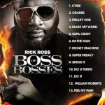 [Foreign Mixtape] Best Of Rick Ross [2018] AKA Rozay - The Boss