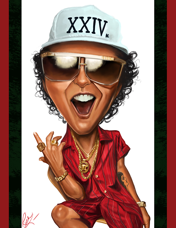 [Foreign Mixtape] Best Of Bruno Mars Of All Time -