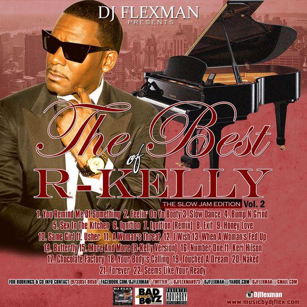 Best Of R Kelly Dj Mixtape (All R Kelly Songs) Fast Download