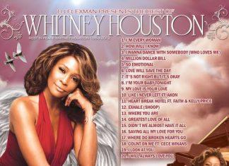 Best of Whitney Houston of AllTime Dj Mix Version