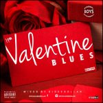 Dj DeeDollar - 14th Valentine Foreign Blues Mixtape