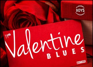 Dj DeeDollar - 14th Valentine Foreign Blues Mixtape