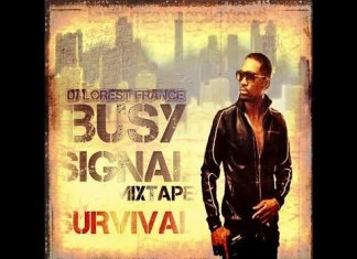Best of Busy signal Dj Mixtape (Old & New Songs)