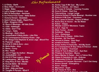 DJ Damiwest - Foreign & Naija 2hr Refreshment Mix 2019