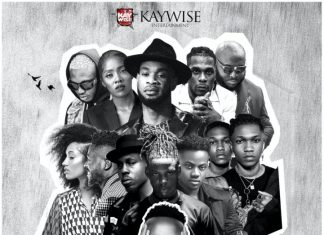 DJ Kaywise - Best Of The Mavins Mixtape