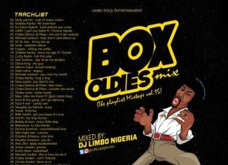 Nigeria & America Old School Music Dj Mixtape