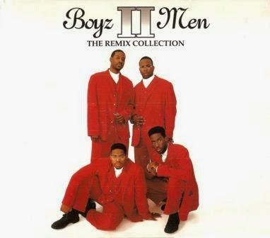 The Best of Boys II Men Dj Mixtape (Old & New RnB Songs)