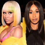 Cardi B vs Nicki Minaj Dj Mixtape (Best Female Rappers)