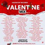 Dj Hausa Top - Valentine Arewa Love Songs Mixtape