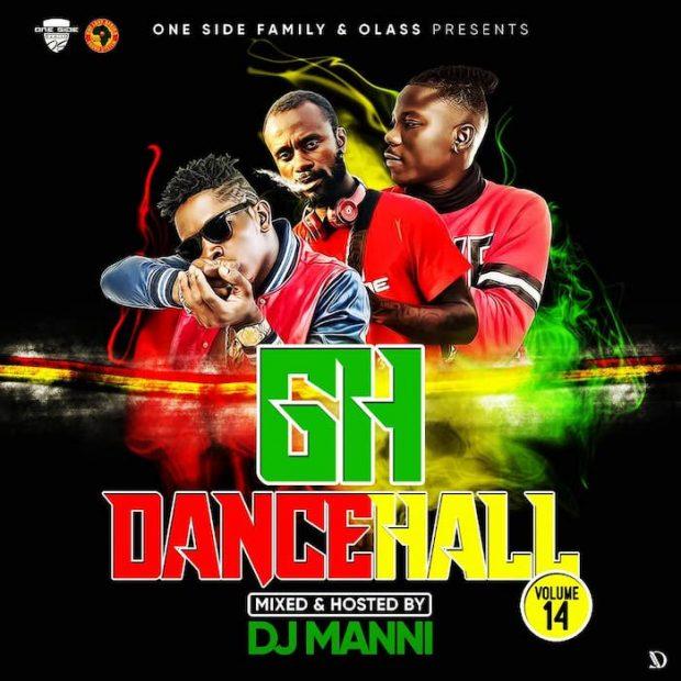 DJ Manni - Ghana Dancehall Mixtape (Vol. 14) 2019