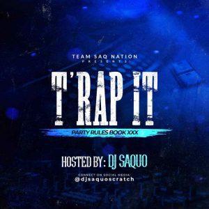 Party Rules Book XXX Trap Music Dj Mixtape