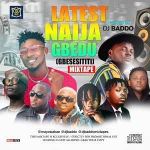DJ Baddo Mixtape || Latest Naija Gbedu Mix 2019