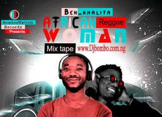 Dj Bombo - African Woman Reggae Dancehall Mix