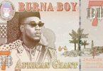 Burna Boy African Giant Album Dj Mix