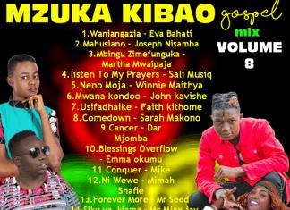 Kenya Gospel Dj Mixtape || Mzuka Kibao Gospel Mix