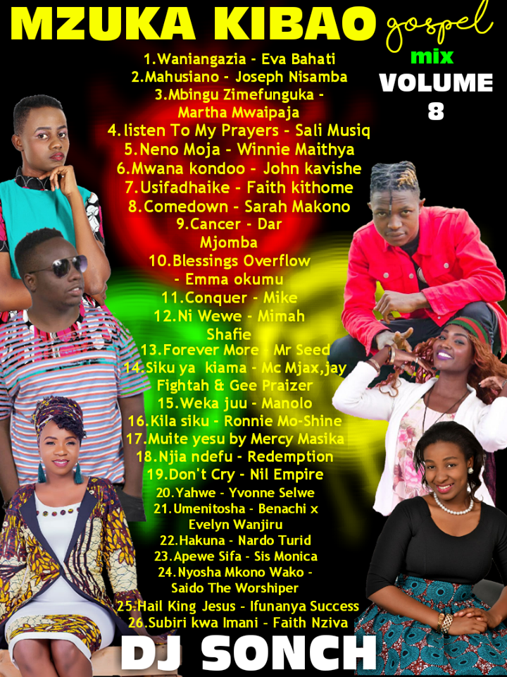 foreign worship songs mixtape download