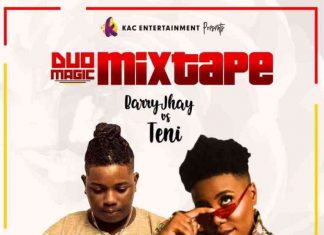 Best Of Barry Jhay Vs Teni Dj Mixtape