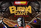 Best of Burna Boy 2019 (Burna Giant Mix)