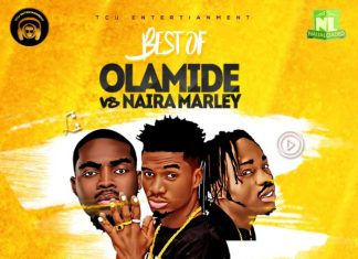 Best Of Olamide vs Naira Marley Dj Mix 2019