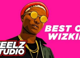 Best Of Wizkid Afrobeat Mixtape (2011-2019)
