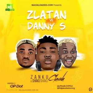 Best Of Zlatan Vs Danny S Zanku & Shaku Shaku DJ Mix