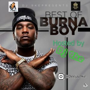 DJ 9ke – Best Of Burna Boy 2019 Mix