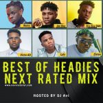 DJ Ayi - Best Of Headies Next Rated Mix