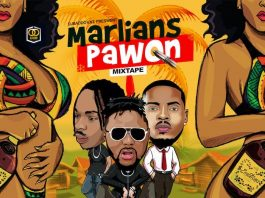 DJ Baddo - Marlians Pawon Mix Ft. Naira Marley & Olamide