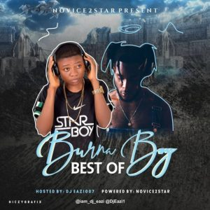 DJ Eazi007 – Best Of Burna Boy Songs 2019 Mixtape