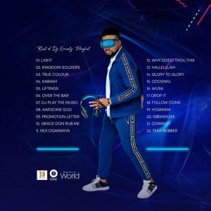 Dj Ernesty - Gospel HipHop Mashup Mixtape