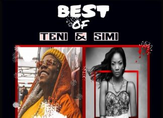 Dj Fanes – Best Of Teni & Simi Mix