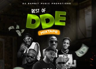 DJ Gambit – Best Of Dr Dolor Mixtape