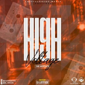 DJ Latitude – High Voltage Party Mixtape
