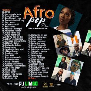 DJ Limbo Nigeria - Afro pop mix (TPM Vol.18) 2019