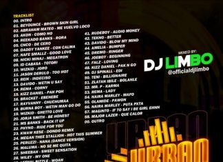 DJ Limbo - Urban Hitz Mix (Trending Foreign & Naija Songs)