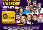 Dj LT - Hot Praise & Worship Mixtape