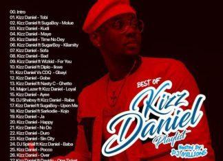 DJ Millions Best Of Kizz Daniel Mix 2019