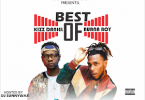 Dj sunnywax – Best of Kizz daniel vs Burna boy