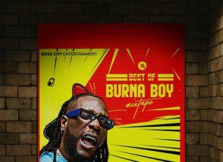 DJ Tuzo - Best Of Burnaboy Mix 2019