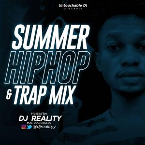 [Foreign Mixtape] Summer Hiphop & Trap DJ Mix