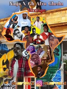 Naija x Ghana Top 10 Trending Songs Dj Mix 2019