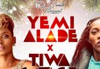 Yemi Alade vs Tiwa Savage 2019 Dj Mix