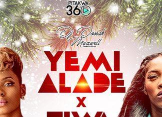 Yemi Alade vs Tiwa Savage 2019 Dj Mix