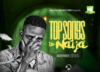 DJ Davisy – NL Top Songs In Naija Mix (November 2019)