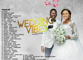 DJ Limbo Nigeria - Wedding Vibes Mix (TPM Vol.20)