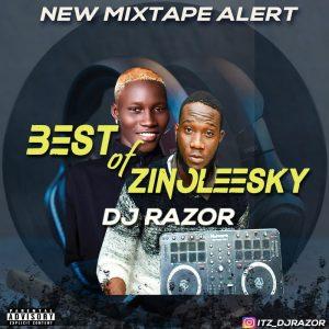 DJ Razor – Best Of Zinoleesky