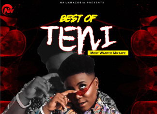 DJ Young - Best Of Teni Mix (2011 - 2020)